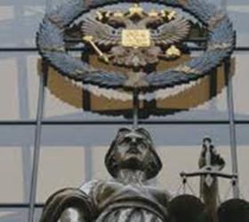Приговор, вынесенный главному военному медику, был признан верховным судом России законным