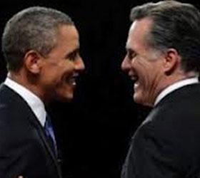 Первые президентские дебаты провели Ромни и Обама