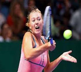 В полуфинал итогового турнира WTA досрочно вышла Мария Шарапова