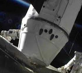 Мороженое на МКС может доставить космический корабль Dragon