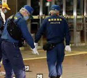 На железнодорожной станции в Японии безработным была устроена резня