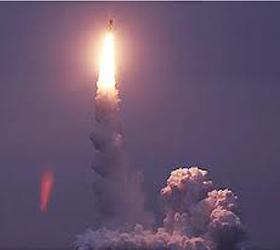 Условную цель поразил прототип новой баллистической ракеты