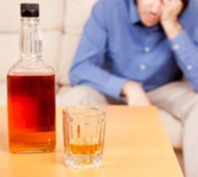 Зависимость от алкоголя связано со строением мозга