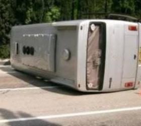 В Таиланде перевернулся автобус с туристами. Среди пострадавших есть граждане России
