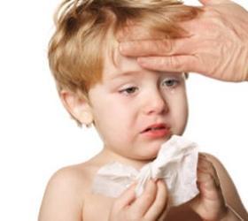 В Тульской области дети чаще заболевают ОРВИ