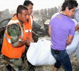Количество жертв терактов, произошедших под Дамаском, превысило пятьдесят человек