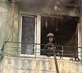В Подмосковье заживо сгорел ребенок и двое взрослых