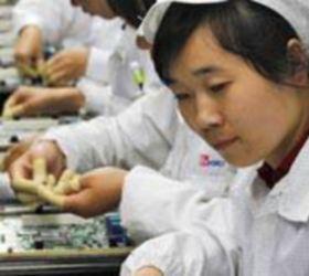 Foxconn не успевает производить iPhone 5