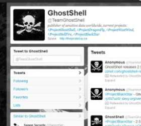 Хакерская группировка объявила кибервойну Российской Федерации