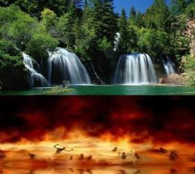 В Украине начали продавать туры в рай и ад