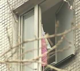 Сегодня в столице горело общежитие
