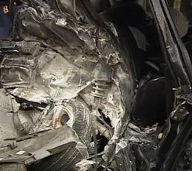 Авария в Уфе: два человека погибли