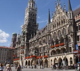 Из-за аварии на ТЭЦ жители Мюнхена погрузились в темноту