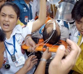 В результате взрыва в китайском ресторане погибли четырнадцать человек