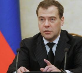 Медведев: в России отмечается уменьшения уровня безработицы, но наблюдается рост инфляции
