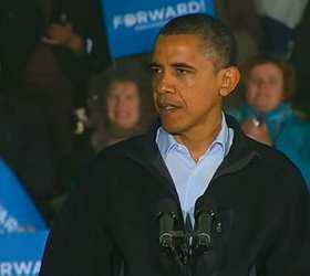 Выборы в США: Ромни и Обама ведут борьбу за каждый голос