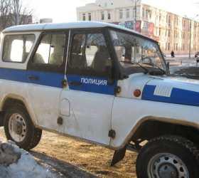 В Красноярском крае произошло ДТП с участием пьяного полицейского