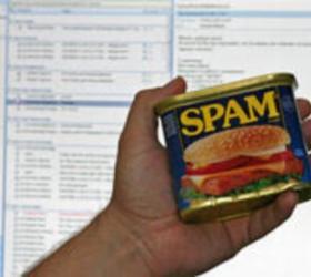 Количество почтового спама сократилось