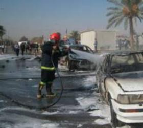 Теракт в Ираке: шестнадцать человек погибли