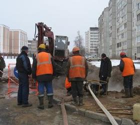 Три тысячи жителей Подмосковья остались без отопления и горячей воды