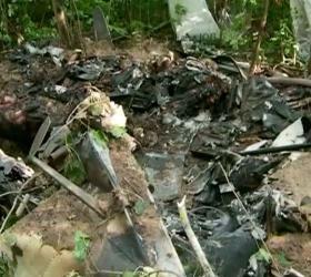 В Ставрополе рухнул легкомоторный самолет