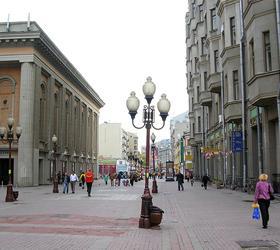 Первой некурящей улицей Российской Федерации может стать Арбат