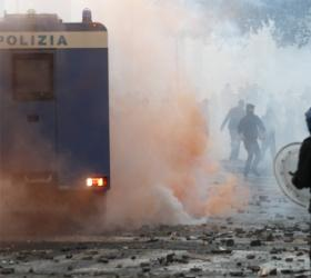По Европе прокатилась волна забастовок