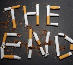 Сегодня день отказа от курения
