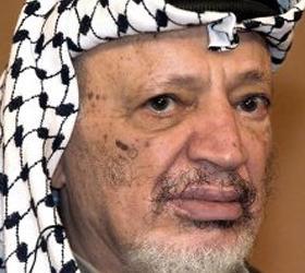 Двадцать шестого ноября будет проведена эксгумация останков Ясира Арафата