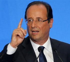 Сирийскую оппозицию Франция признала единственной властью в стране