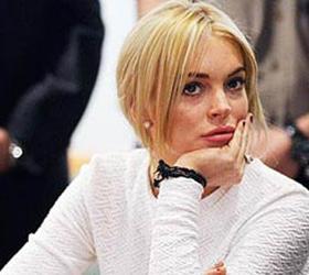 За драку в ночном клубе арестована актриса Линдси Лохан