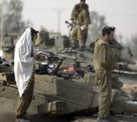Для операции в Газе Израилем мобилизуется семьдесят пять тысяч резервистов