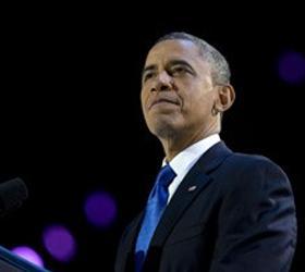 С победой на выборах Барака Обаму поздравил Кремль