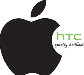 Патентные споры уладили компании HTC и Apple