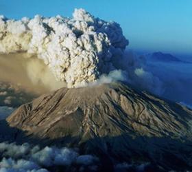 На Камчатке начал свое извержение вулкан Плоский Толбачик