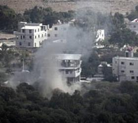 Предупредительный удар по Сирии нанес Израиль