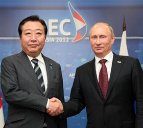 Визит в Россию  из-за плохого самочувствия Владимира Путина отложил премьер Японии