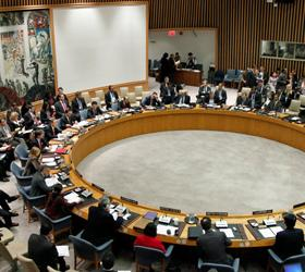По ситуации в Секторе Газа совбезом ООН  было проведено экстренное заседание