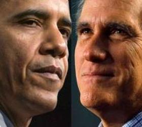 Шансы Митта Ромни и Барака Обамы одержать победу на выборах сравнялись