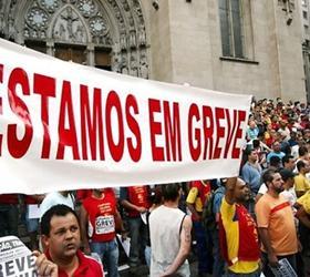 В Европе против мер жесткой экономии началась всеобщая забастовка