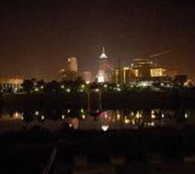 В Индианаполисе прогремел мощный взрыв