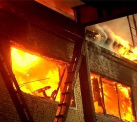 В селе Идолга  на пожаре погибли два ребенка