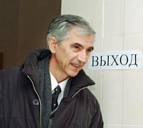 Условно-досрочно будет освобожден Валентин Данилов – ученый-физик
