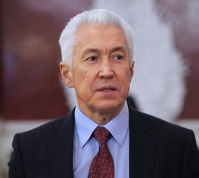 Владимир Васильев стал главой думской фракции