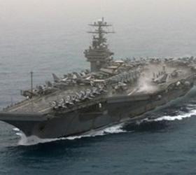 Во Владивостоке за пьянство подчинённых был уволен капитана корабля ВМС Америки