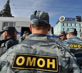 По подозрению в разбое был задержан боец столичного ОМОНа