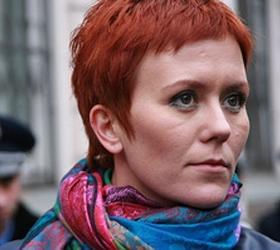 В аэропорту Санкт-Петербурга была задержана Анна Гуцол