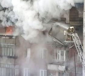 СКР: при взрыве в Томске пострадали двенадцать человек