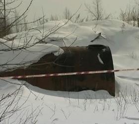 В Ивановской области опрокинулась цистерна с ацетоном