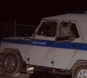 В Дагестане на полицейских было совершено нападение, пять человек ранены